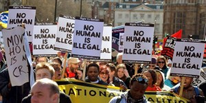 no human is an illegal human